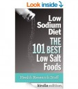 Low Sodium Diet, Books for ITP