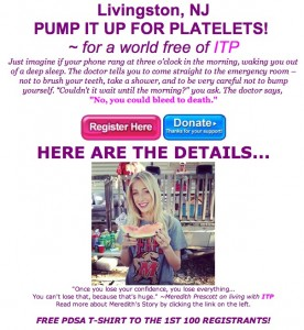 fundraising advert
