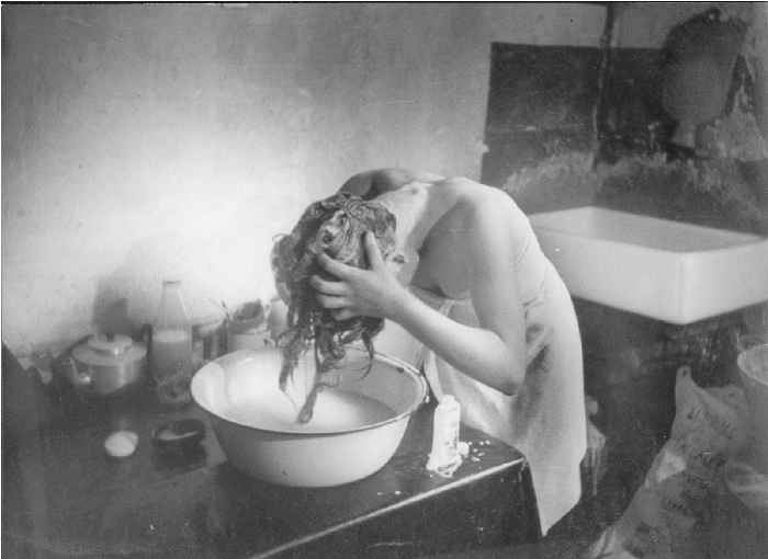 Bert Hardy, ITP and Me, Washing your hair, ITP and living with